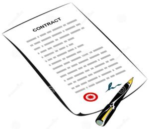 Avtal och kontrakt vi köp av nyckelfärdigt attefallshus